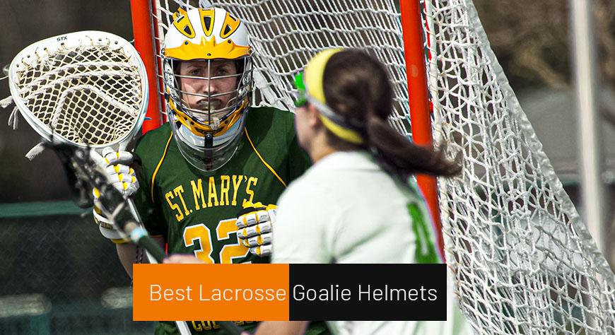 Best Lacrosse Goalie Helmets