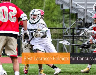 Best Lacrosse Helmets for Concussion