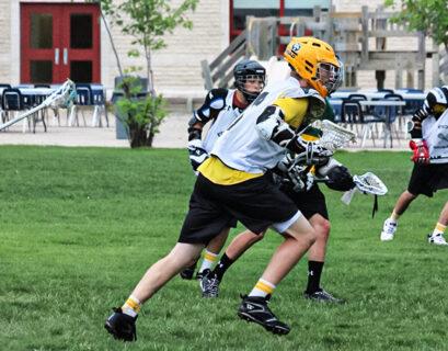 Carbon Lacrosse Shaft