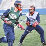 Beginner Lacrosse Players